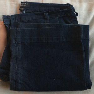 Banana Republic Trouser Jeans/14